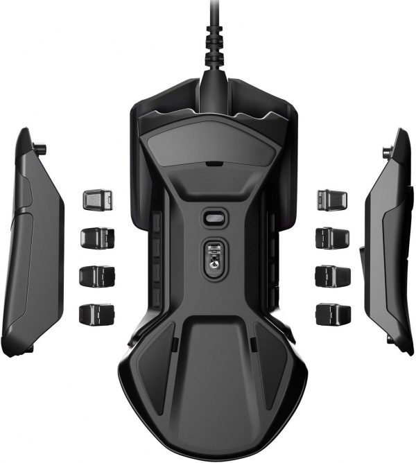 SteelSeries RIVAL 600 gaming mouse ماوس رايفل