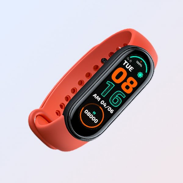 Mi Smart Band 6 Strap 3 Pack سوار شاومي